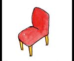 椅子イラスト